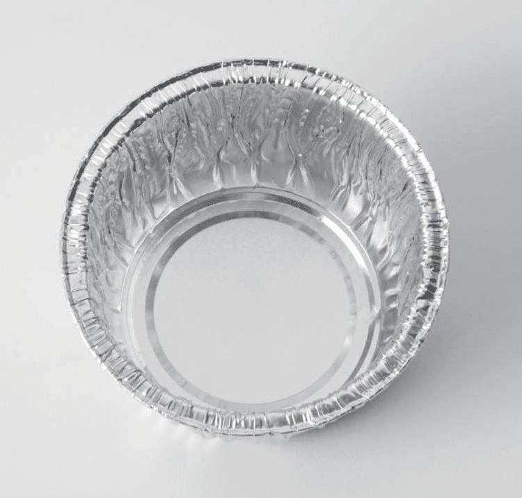 Aluminium basins
