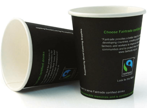 Metro Cup Fairtrade Design