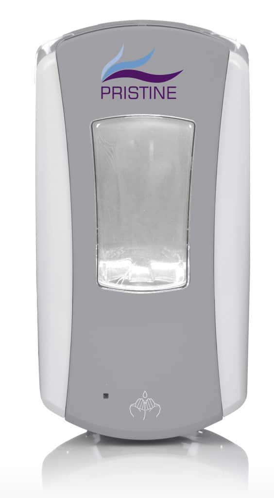 PRISTINE Touch-Free Hand Soap Dispenser