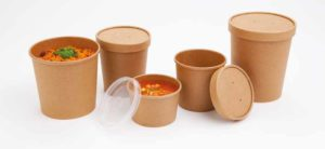Souper containers from our supplier Colpac