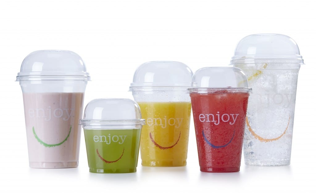 Huhtamaki Enjoy rPET Polarity Tumblers