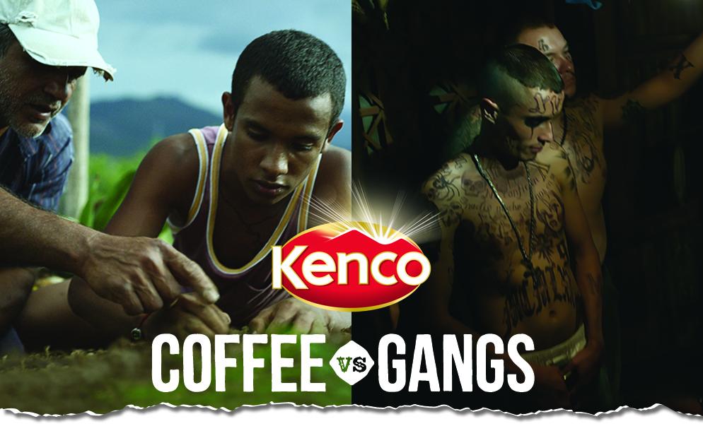Kenco Coffee Vs Gangs