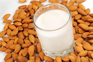Almond Breeze milk