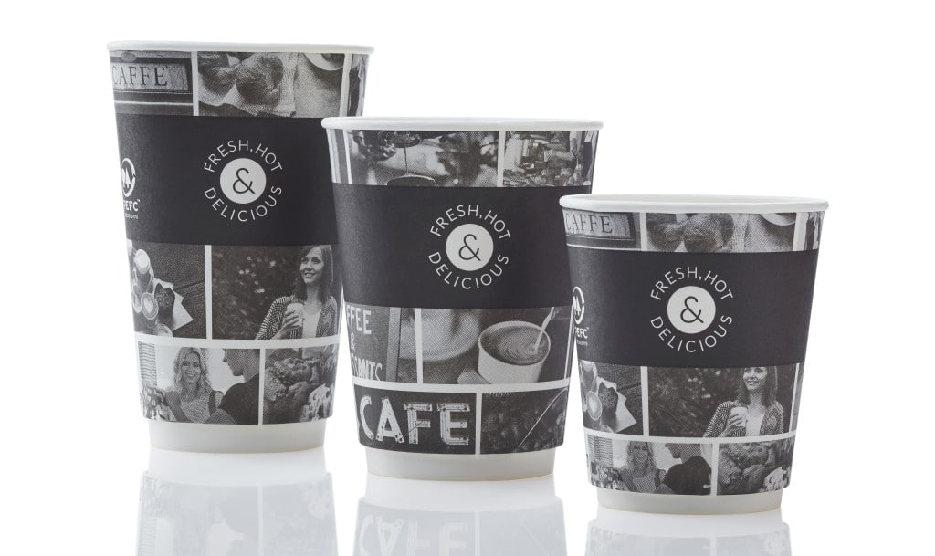 Huhtamaki Sorello Cafe Life Designs