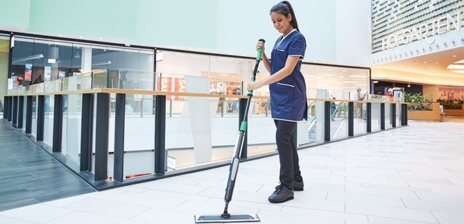 Increase Your Cleaning Efficiency With The Unger Ergo
