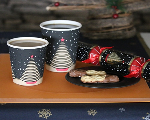 Spread Christmas Cheer With New Festive Design Hot Cups
