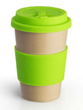 Made From Renewable Resources The Eco To Go Reusable Cup