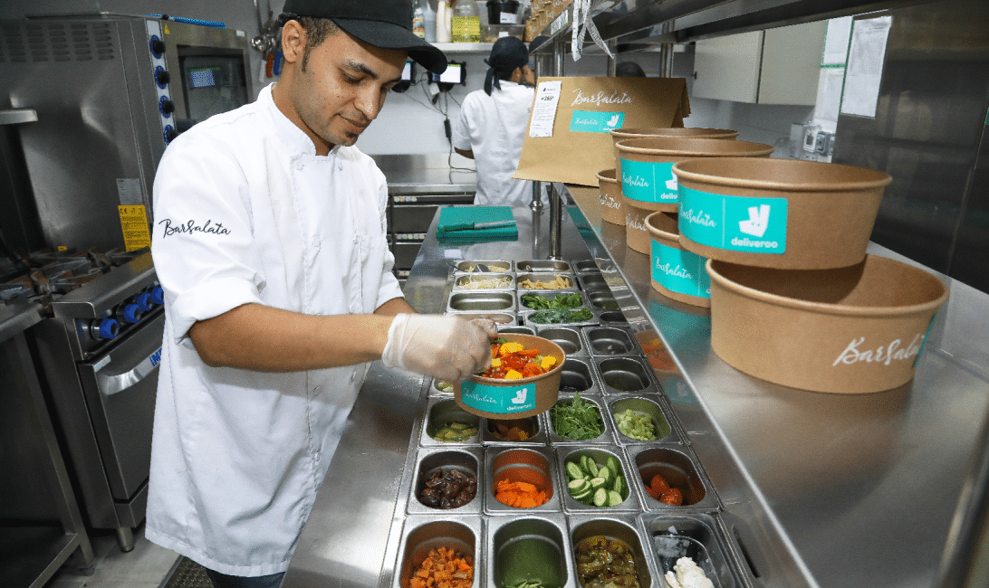 How Virtual restaurants are changing the food delivery scene - Bunzl